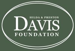 Logo Hilda & Preston Davis Foundation