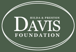 Logo Hilda & Preston Davis Foundation